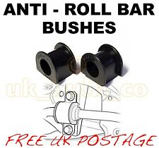 VAUXHALL VECTRA 1988-95 (18MM) FRONT ARB Anti Roll Bar Sway bar BUSHES x2