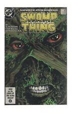 Justice League Copper Age Swamp Thing Comics