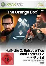 Microsoft XBOX 360 Spiel ***** Half Life 2 - The Orange Box **********NEU*NEW*18