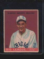 Major Leagues Chicago Cubs Ungraded Single Baseball Cards