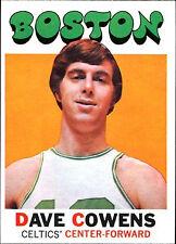 Topps Rookie Boston Celtics Single Basketball Trading Cards