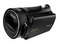 Samsung HD Camcorders with Image Stabilisation