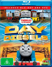Thomas & Friends G Rated DVDs & Blu-ray Discs