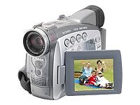 Canon Removable Storage (Card/Disc/Tape) SD Camcorders