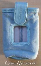 Genuine Original Samsung E530 D500 D600 E900 Leather Pouch - New
