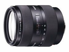 A-mount Auto & Manual Focus DSLR Camera Lenses for Sony