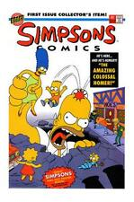 Simpsons Uncertified Modern Age Movie & TV Comics