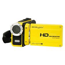 Easypix High-Definition Camcorder 6,9 cm (2,7 Zoll)
