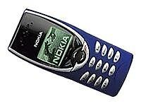 Téléphones mobiles Nokia 8210