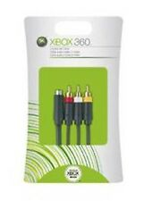 Xbox 360 S Video Game AV Cables