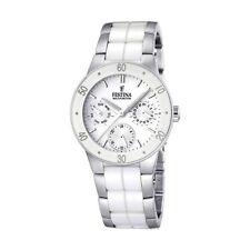 Runde Festina Trend Armbanduhren für Damen