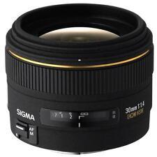 Sigma DC f/1.4 Camera Lenses for Nikon