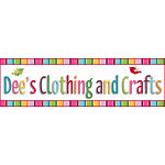 Dee's Clothing and Crafts