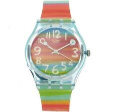 Women's Plastic Case Casual Wristwatches