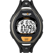 Timex Resin Case Wristwatches with Alarm