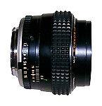 Konica Minolta SLR Kamera-Standardobjektive mit Festbrennweite