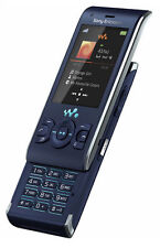 Téléphones mobiles Bluetooth Sony Ericsson W595