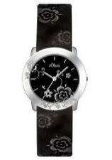 Armbanduhren mit Silber-Armband für Damen