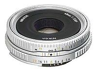 Nikon NIKKOR f/4.5 Camera Lenses