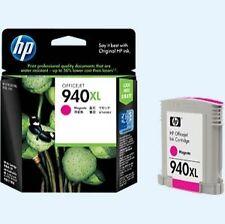 HP 940XL Magenta Genuine/Original Printer Ink Cartridges