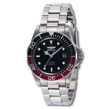 Mechanisch - (automatische) Invicta Armbanduhren mit Datumsanzeige