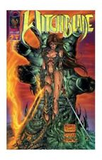 9.0 VF/NM Grade Modern Age Witchblade Comics Not Signed