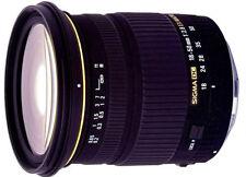Sigma Nikon AF f/2.8 Camera Lenses