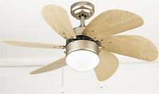 Metal Traditional Ceiling Fans