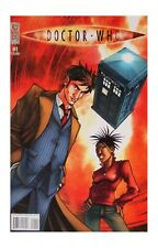 Doctor Who Uncertified Modern Age Movie & TV Comics