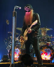 Billy Gibbons - ZZ Top, 8x10 Color Photo