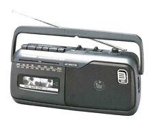 Tragbare Panasonic Kassettenspieler mit Kassettenwiedergabe