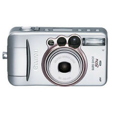 Canon Auto Focus Compact Film Cameras with Red Eye Reduction