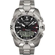 Tissot Armbanduhren mit Chronograph für Herren
