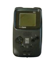 Consoles de jeux vidéo noirs NEC