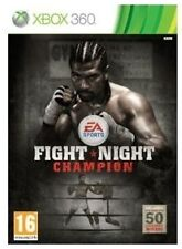 Boxing Sports Microsoft Xbox 360 Video Games
