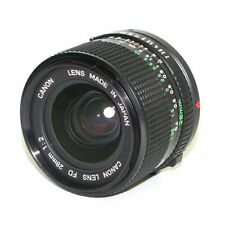 Canon Manual Focus Wide Angle Camera Lenses