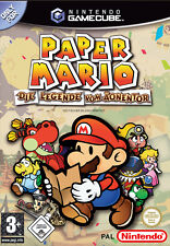 PC - & Videospiele für den Nintendo GameCube Paper-Mario