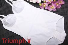 Triumph Body Korselett  Formfit BS  weiß   bügellos NEU