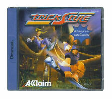 Sega Dreamcast Skateboarding PAL Video Games