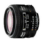 Fixed/Prime Manual Focus SLR Camera Lenses for Nikon