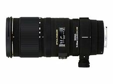 Sigma Auto & Manual Focus f/2 Camera Lenses