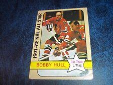 Bobby Hull Professional Sports (PSA) Single Hockey Cards