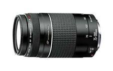 Canon EOS Camera Lenses 75-300mm Focal
