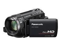 Angebotspaket-High-Definition Camcorder mit Touchscreen