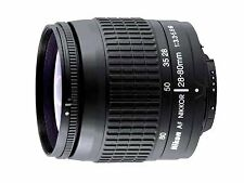 Nikon AF Camera Lenses 28-80mm Focal