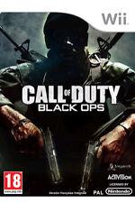 Jeux vidéo Call of Duty pour Jeu de tir et Nintendo Wii