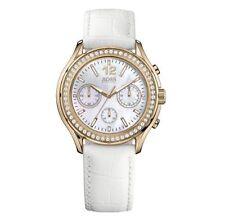 Ovale Armbanduhren aus echtem Leder mit 12-Stunden-Zifferblatt für Damen
