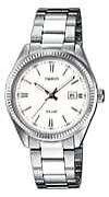 Casio Armbanduhren aus Edelstahl für Damen