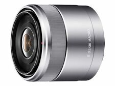 Sony E-mount Macro/Close Up f/3.5 Camera Lenses