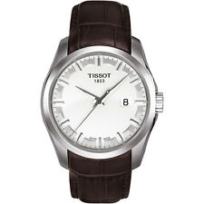Tissot Stainless Steel Case Men's Casual Wristwatches